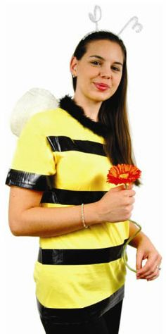A.C. Moore No Sew Bee Costume