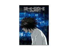 Department is Merchandise, Office, Stationery, Notebooks. Publisher is GE Animation. Series is Death Note. Shop is Manga & Anime Death Note L, Class Notes, Tokyo Otaku Mode, Online Anime, Mode Shop, Manga Anime, Character Art, How To Memorize Things, Stationery