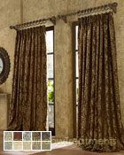 Castella Curtain Drapery Panel (discontinued with limited availability)