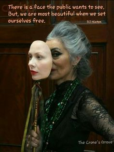 Pagan witch wicca goddess crone path nature