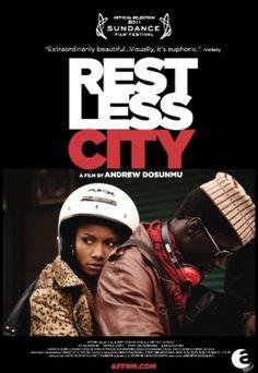 8. Restless City (Andrew Dosunmu, 2011)