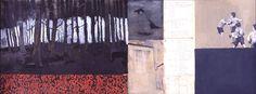 Dominique Goblet, un travail de reve par une Artiste Belge.