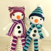 4 seasons series Winter amigurumi pattern - Amigurumipatterns.net