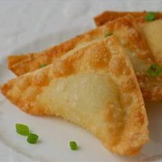 Crab Rangoon - must try this