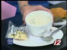The Great Chowder Cook-off in Newport features dozens of recipes from across the state and even a few countries this Saturday, June 2.