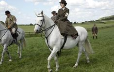 Hunting community to star in Downton Abbey - Horse & Hound