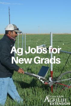 Nearly 60,000 high-skilled agriculture job openings expected annually in U.S., yet only 35,000 graduates available to fill them. Click the link to learn more.