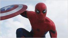 'Spider-Man: Homecoming': El Hombre Araña baila en el nuevo vídeo del director…