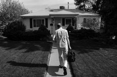 Doctors made house calls - Those days are long gone and only a memory by the baby boomers..