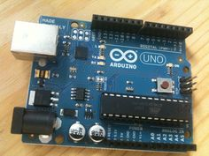 This is a recap of my Arduino talk to Princeton Public Library