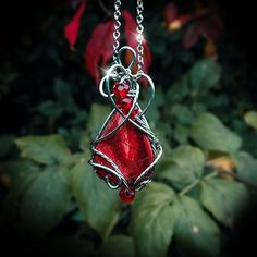 Wire Wrapped Jewelry, Wire Jewelry, Silver Jewelry, Wire Necklace, Necklaces, Rock Tumbling, Wire Art, Wire Wrapping, Jasper
