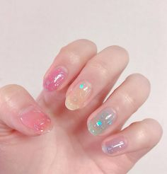 In seek out some nail styles and ideas for your nails? Here is our listing of must-try coffin acrylic nails for modern women. Cute Acrylic Nails, Pastel Nails, Cute Nail Art, Cute Nails, Pretty Nails, Glitter Nails, Colorful Nails, Gorgeous Nails, Hair And Nails