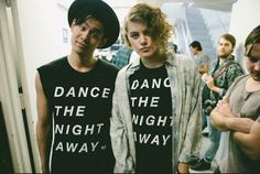 Hillsong Young  Free Dance the night away omg I want this shirt
