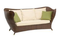 Beautiful outdoor sofa