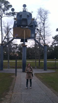 Lunar thingy at Stennis