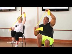 Core Workout Program (Seated Exercises) for Seniors by Curtis Adams - YouTube