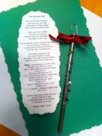 Christian Christmas Ornament - Salvation Nail with poem to share the Gospel