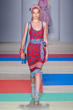 Marc by Marc Jacobs Spring 2013 Runway Pictures - StyleBistro