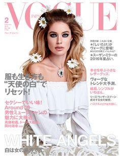 vogue nippon february 2016