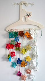 ingthings: Almost a star-garland and a little give-away