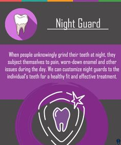 Come in to our dental office for Night Guards and other dental products to protect your teeth! #NightGuards #MouthGuards #GeneralDentist