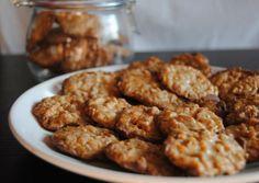Moscovitas o ¡galletas de almendra y chocolate!.