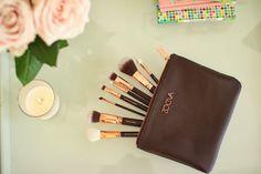 Dressing Table Staple   Zoeva Makeup Brushes