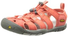KEEN Women's Clearwater CNX Sandal,Hot Coral/Drizzle,5 M US Keen http://www.amazon.com/dp/B00E0G9BBE/ref=cm_sw_r_pi_dp_NOhLvb0Y04TSS