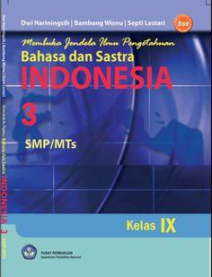 Ebook: Buku Kita Bahasa dan Sastra Indonesia 3 Untuk SMP/...