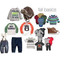 """""""Baby boy Fall"""