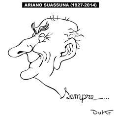Morte de Ariano Suassuna