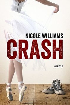 Nicole Williams rocked my world with Crash. It was freaking hilarious. Two pages in, I knew I was going to love it. I smiled, laughed, and I cried.