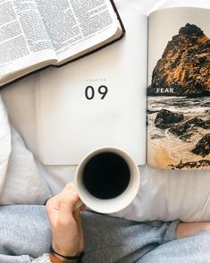 coffee dreams and plans