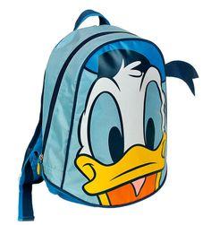 Mochila Disney. Donald, mediana, 32cm Mochila infantil Disney, con unas medidas de 32x24x12cm y la imagen del Pato Donald uno de sus personajes más famosos.