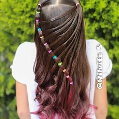 All of these hair-styles represent fairly simple as well as are a great option for beginners, fast and easy toddler hair-styles. Baby Girl Hairstyles, Cute Hairstyles, Toddler Hairstyles, Pixie Hairstyles, Invisible Braids, Half Braided Hairstyles, Natural Hair Styles, Short Hair Styles, Girl Hair Dos