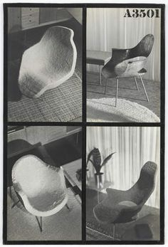 An Eames-Saarinen presentation for the Organic Design Competition ...