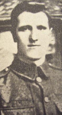 Burnley Roll of Honour Private William Barker