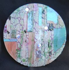 Mosaics, Plates, Ceramics, Tableware, Color, Licence Plates, Ceramica, Dishes, Pottery
