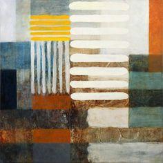 "Saatchi Art Artist Carles Guitart; Painting, ""STRIPES"" #art"