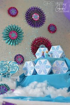 Frozen Party | CatchMyParty.com: