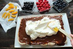 Kobrakake - Krem.no Pavlova, Waffles, Ice Cream, Baking, Breakfast, Desserts, Food, No Churn Ice Cream, Morning Coffee