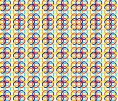Rings of hermes fabric by urbanthropologie on Spoonflower - custom fabric