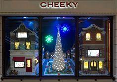 Vidriera Navidad 2012 - Cheeky