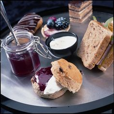 Afternoon Tea at Saatchi Gallery Mess London £9.50 - AfternoonTea.co.uk