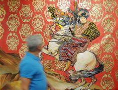 ANA News   SOUTH AFRICA - Cape Town - Winnie Mandela painting at Cape Town Art fair Winnie Mandela, News South Africa, Anti Religion, Cultural Studies, Art Fair, Cape Town, Identity, African, Painting