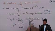 Learn Indeterminate Forms Online | Problem 2 based on Form 1^∞ | Ekeeda.com