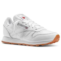 3f710b904a62aa Reebok Shoes Women s Classic Leather in White Gum Size 9 - Retro Running