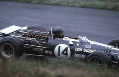Danu Gurney Eagle Weslake 1968 Nurburgring