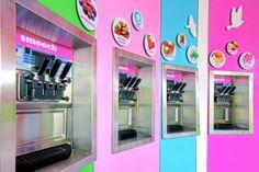 Frozen Yogurt Smooch Eastgate Shopping Centre