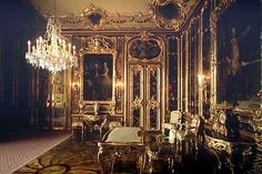 The Schonbrunn Palace in Vienna, Austria. I would not mind visiting here again.